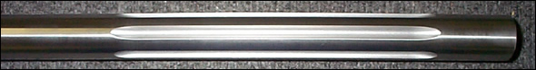 Fluted Ultra Match Varmint Barrel